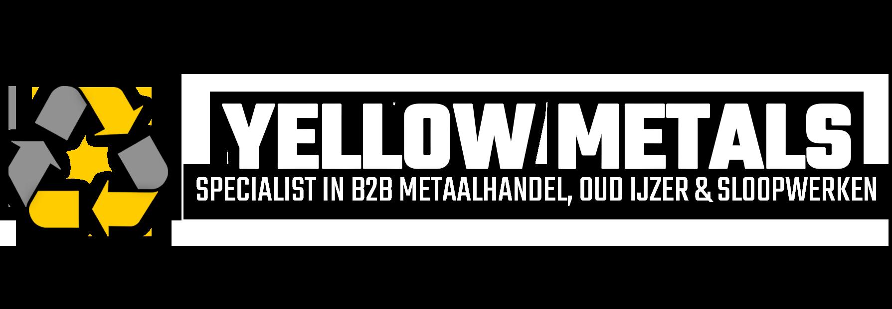 Ophalen oud ijzer Amsterdam? ✅  | Yellow Metals